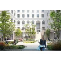 PARIS 8ème - Immeuble de bureaux rue de Madrid