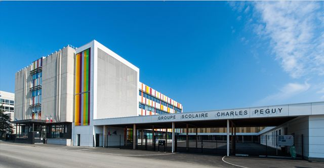 MEAUX (77) - Groupe Scolaire Charles Peguy & Police Municipale