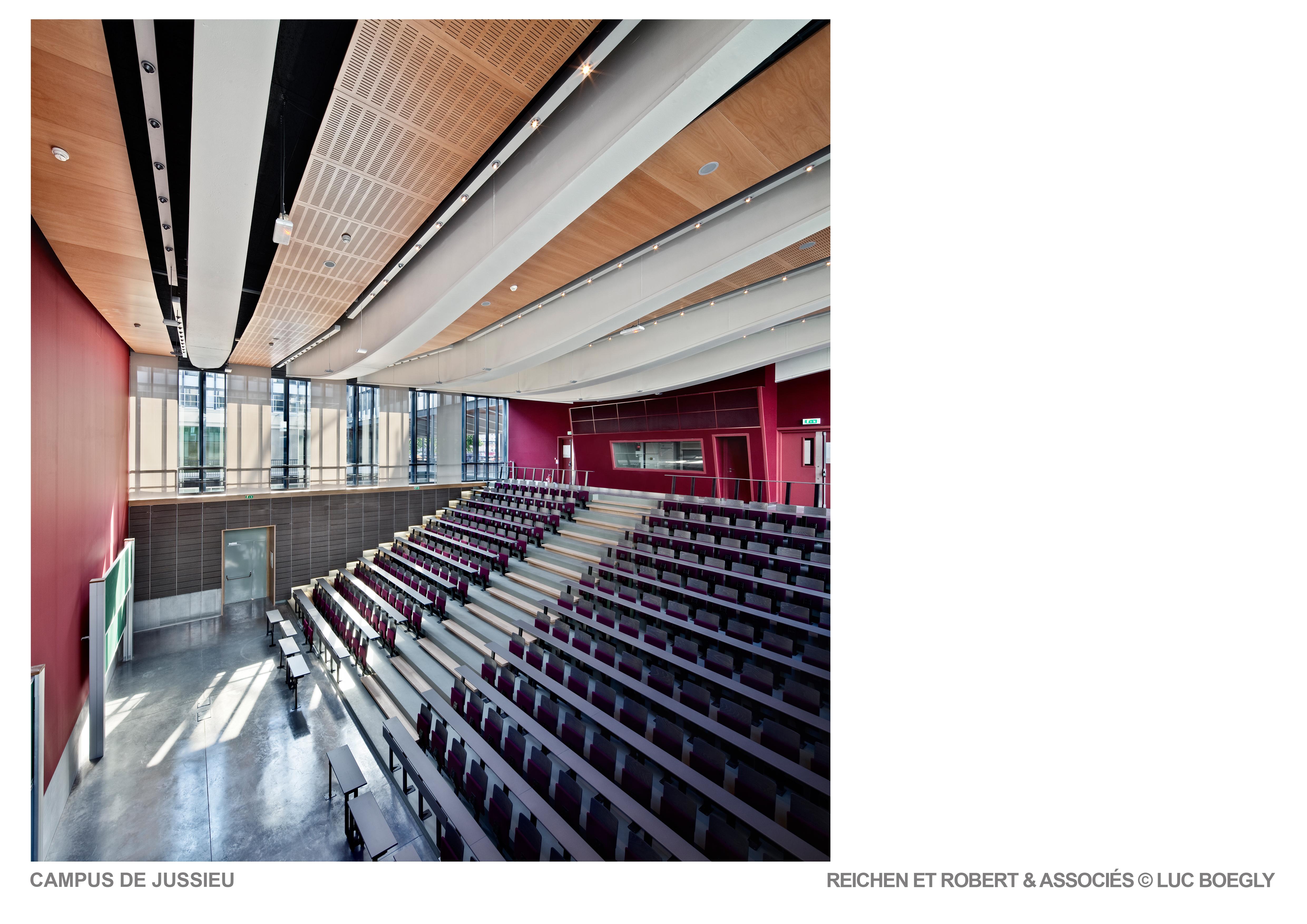 PARIS 5ème - Campus de Jussieu