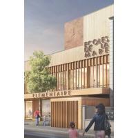 DRANCY (93) - Construction en structure bois d'un Groupe Scolaire