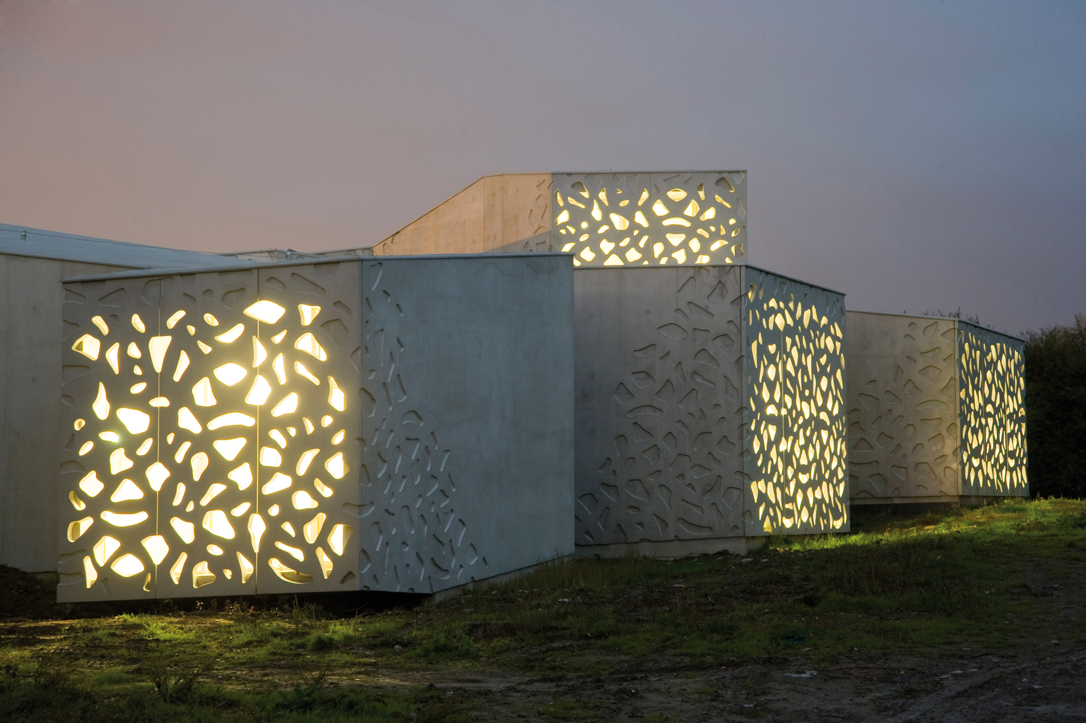 VILLENEUVE D'ASCQ (59) - Musée d'Art Moderne