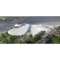 BOULOGNE-SUR-MER (62) - LE GRAND NAUSICAA - Centre National de la Mer