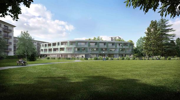 MAISONS ALFORT (94) - Construction d'un EHPA de 70 logements