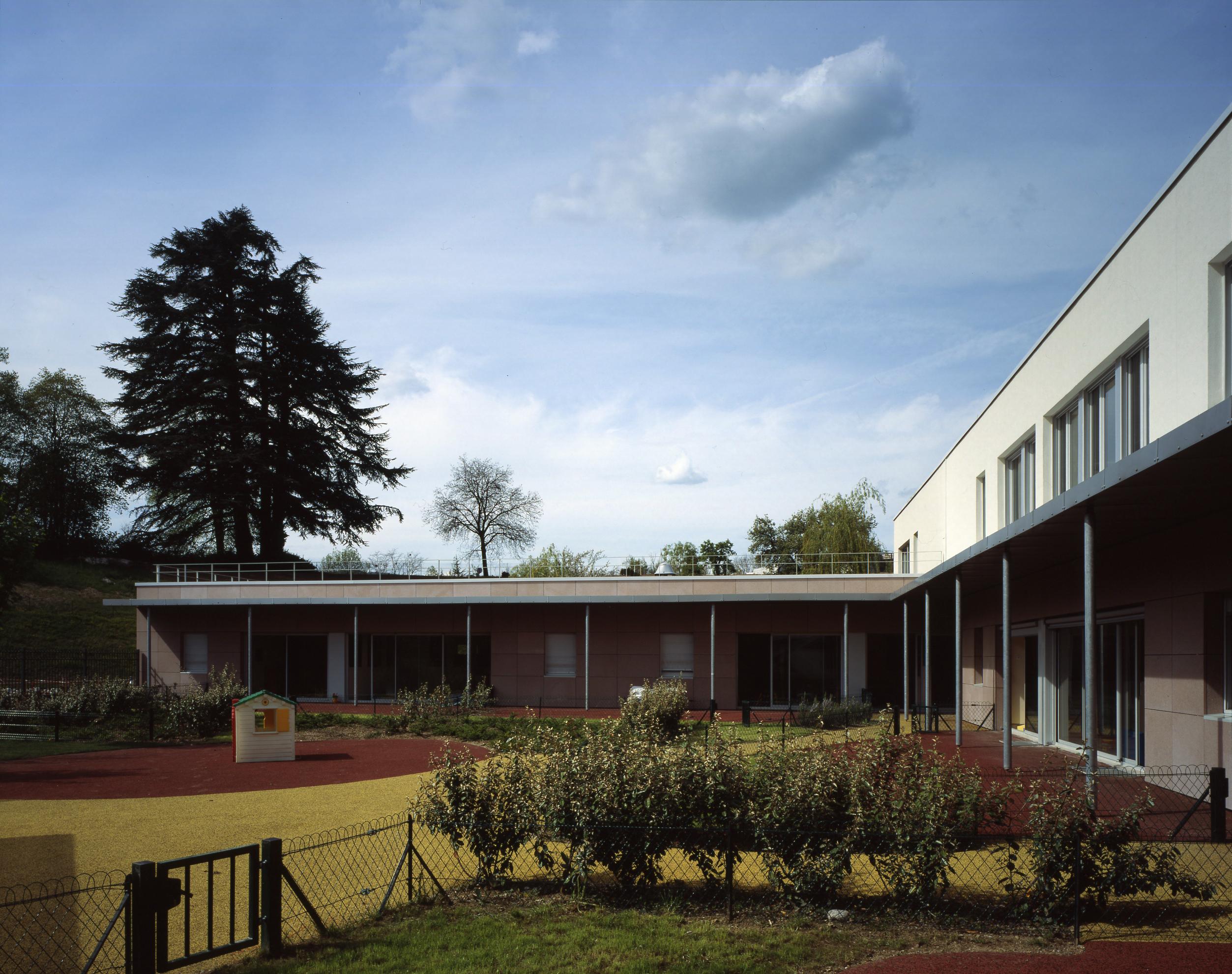 METZ TESSY (74) - Nouvel Hôpital de la Région Annecienne