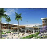 POINTE A PITRE - ABYMES - Guadeloupe - Construction du nouveau CHU