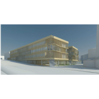 2.7 PERIGUEUX (24) - Centre hospitalier - Tranche 2 du Plan Directeur
