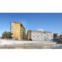 PARIS 19ème - ZAC Claude Bernard - Lot D1 - Logements et commerces