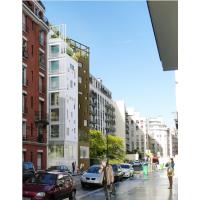 PARIS 15ème - Construction d'une résidence CAMPUSEA